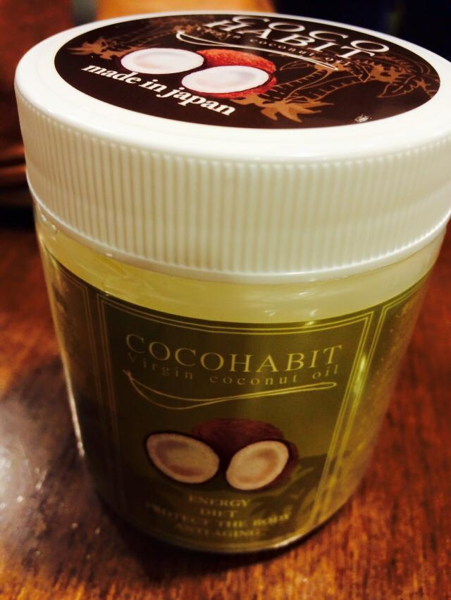 ココナッツオイル販売してます。